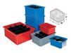 AKRO-GRID LIDS, DIVIDERS & LABEL HOLDERS