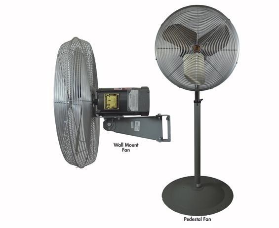OSCILLATING AIR CIRCULATOR